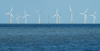 offshore wind energy Cumbria